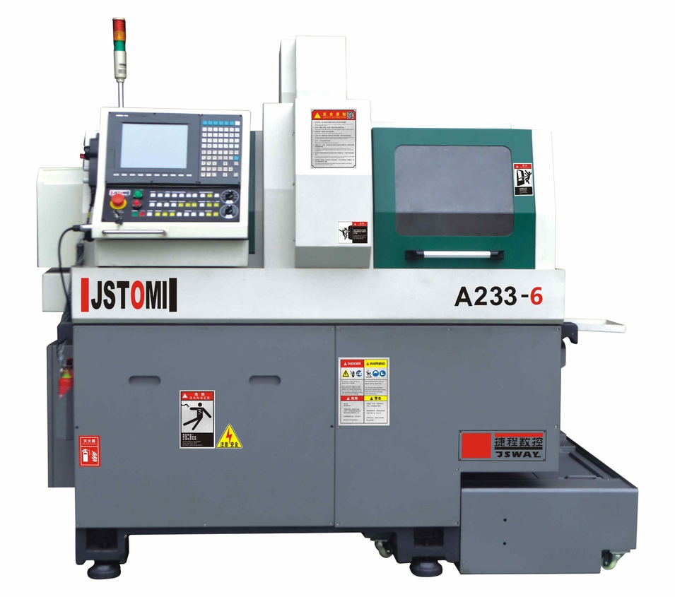 A233-6/A233-7 High Speed Swiss Type CNC Lathe Industrial