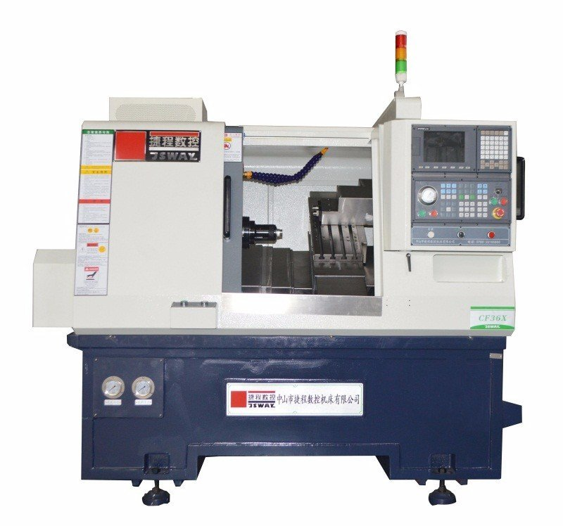 CF36X 4 axis cnc lathe machine
