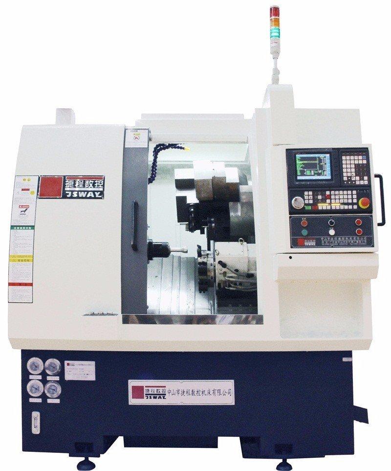 5-axis y-axis cnc lathe machine CZG46Y3+2
