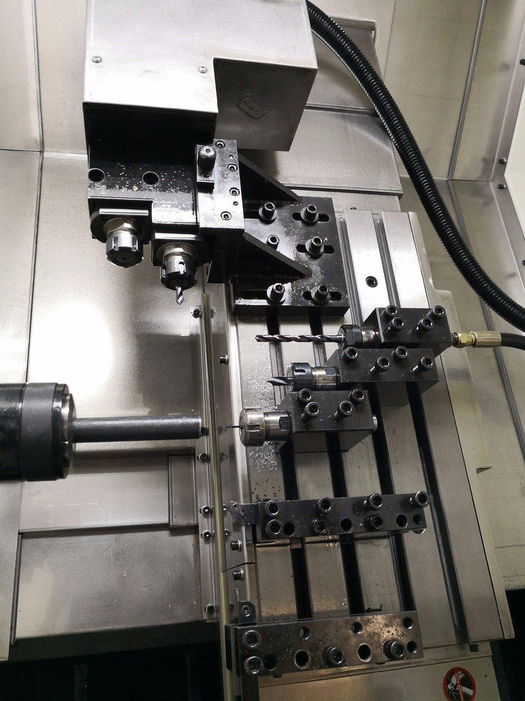 turning lathe machine slant design JSWAY Brand cnc turning center