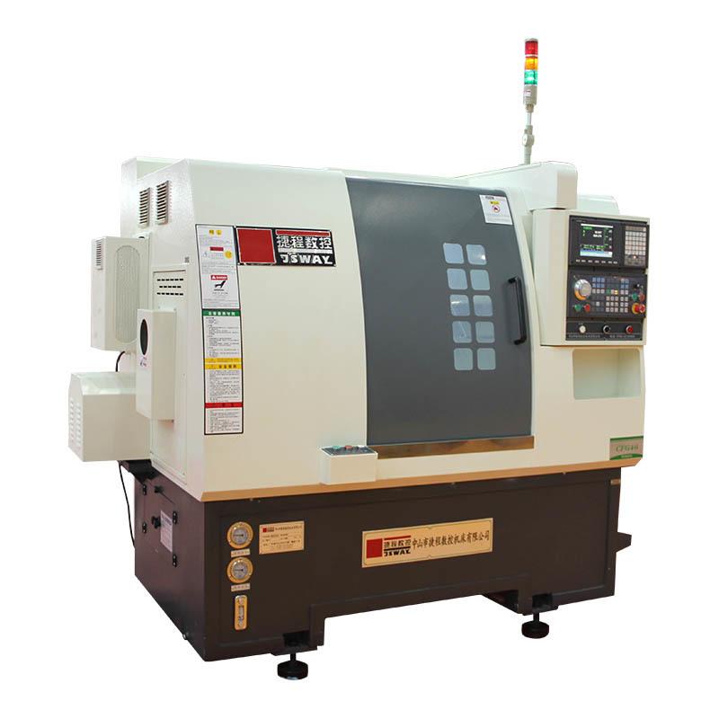 CFG46/CFG56 2 axis gang type slant bed CNC lathe machine