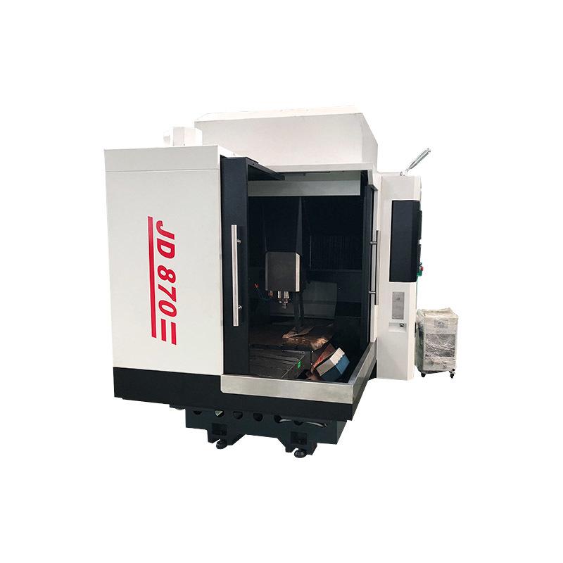 New JD870 automatic grade CNC metal milling machine