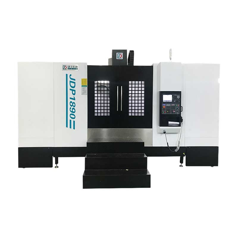 Heavy duty cutting CNC Vertical Machining Center JDP1890 with 5 axis