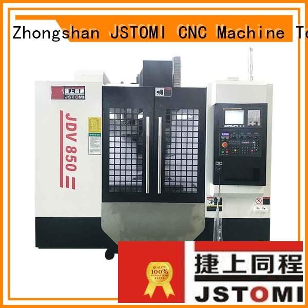 workbench linear cnc machining center tapping JSWAY Brand