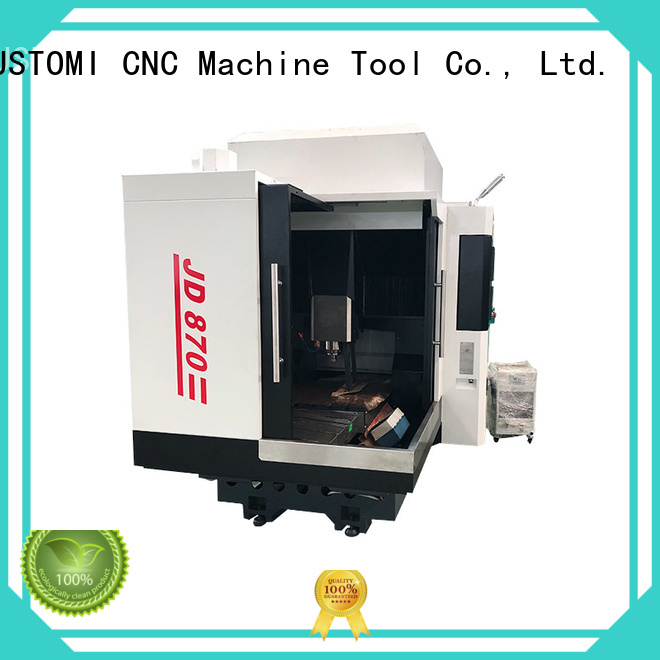 Custom speed metal cnc machining center JSWAY centers