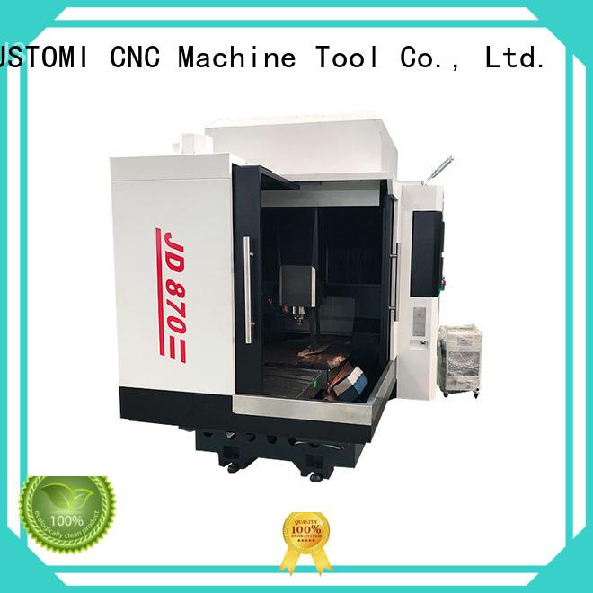 Custom speed metal cnc machining center JSWAY centers