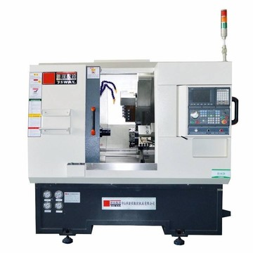B8D automatic turning, drilling, milling and tapping combined cnc machine